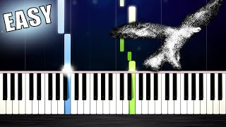 Imagine Dragons - Birds - EASY Piano Tutorial by PlutaX