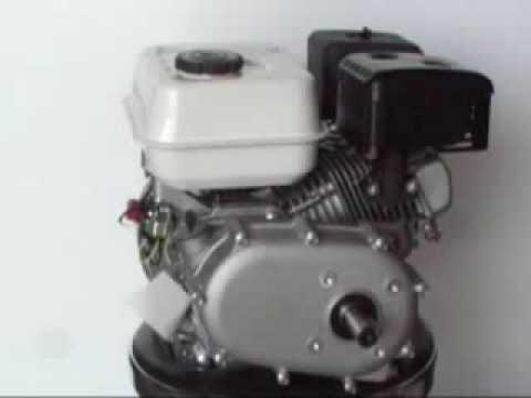 Honda Of Tulsa >> Yamakoyo YK650 2:1 Gear Reduction Wet Clutch - YouTube