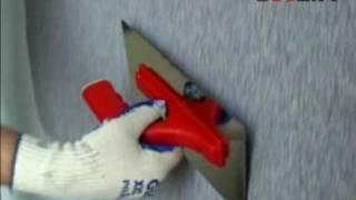 Aplikacja tynku mozaikowego BOLIX TM