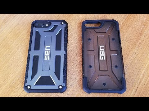 UAG Monarch vs Plasma for Iphone 8 Plus   X - Fliptroniks.com - YouTube 2c87c53cd7e