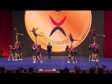 Costa Rica [2018 All Girl Elite Finals]