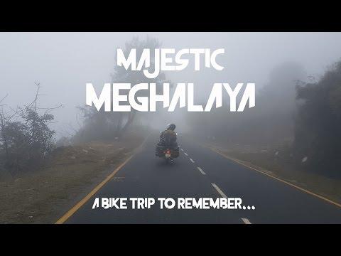 Majestic Meghalaya : A bike trip to remember.