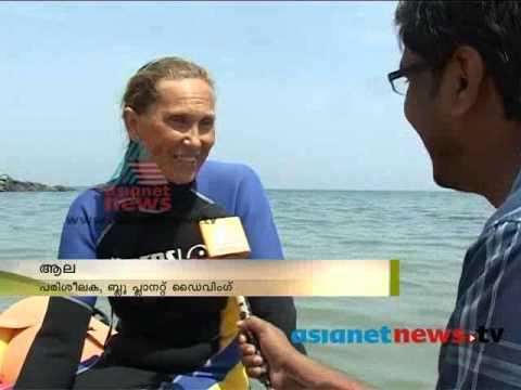 Scuba diving in UAE