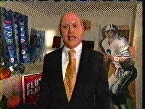 Jimmy Kimmel as Terry Bradshaw - 1999 season
