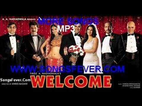 Kola Laka Vellari-Welcome Movie Songs of AKshay Kumar