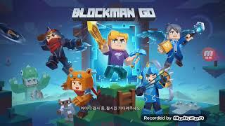 스카이 워즈 핸드폰 버전(Blockman go App)