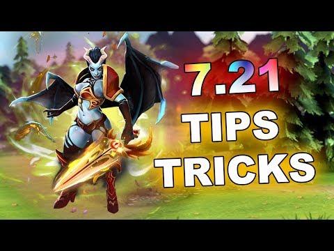 7.21 - Dota 2 NEW Tips and Tricks! thumbnail