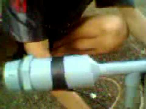 súng tự chế của trẻ em