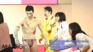 東京・六本木ヒルズアリーナで8月3日、映画「バイオハザード5 リトリビ...