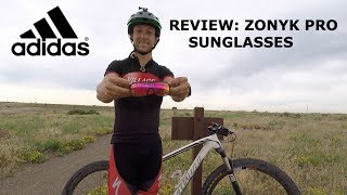 Adidas Zonyk Pro Sunglasses Review – with Vario Tuned Lenses!