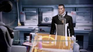 Mass Effect 2 Krogan genophage explained by Mordin Solus