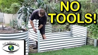 Organic Garden Co Raised Bed Kit Review | Sold at Bunnings