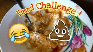 Еда Челлендж! (Самая не вкусная еда)💩💩