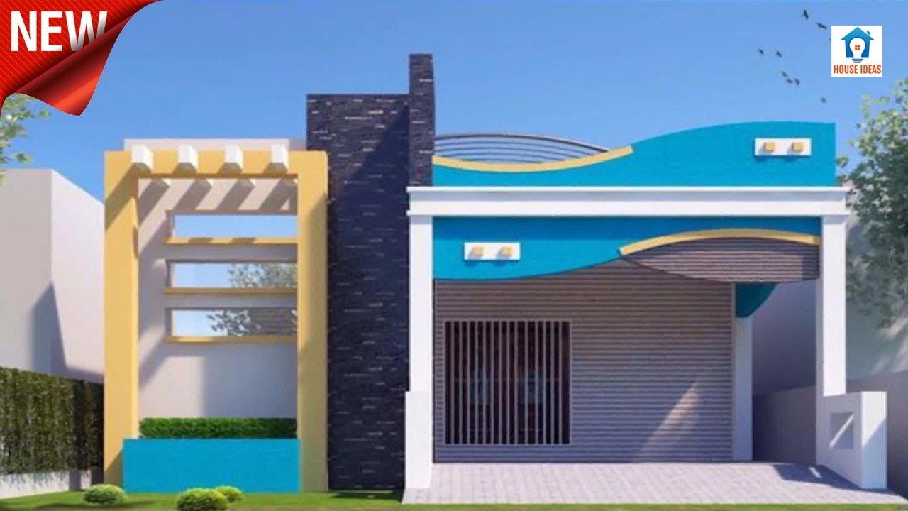 Best House Elevations Collections 2019 3d Front View