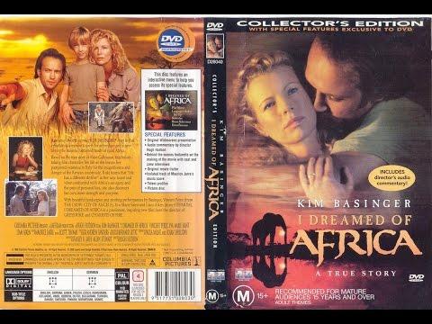 Trailer do filme África dos Meus Sonhos