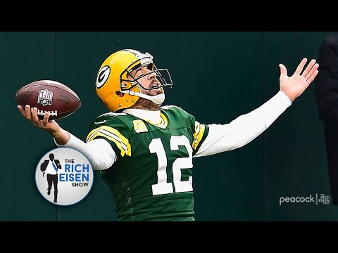 Rich Eisen has an Epiphany about the Aaron Rodgers-Packers Impasse