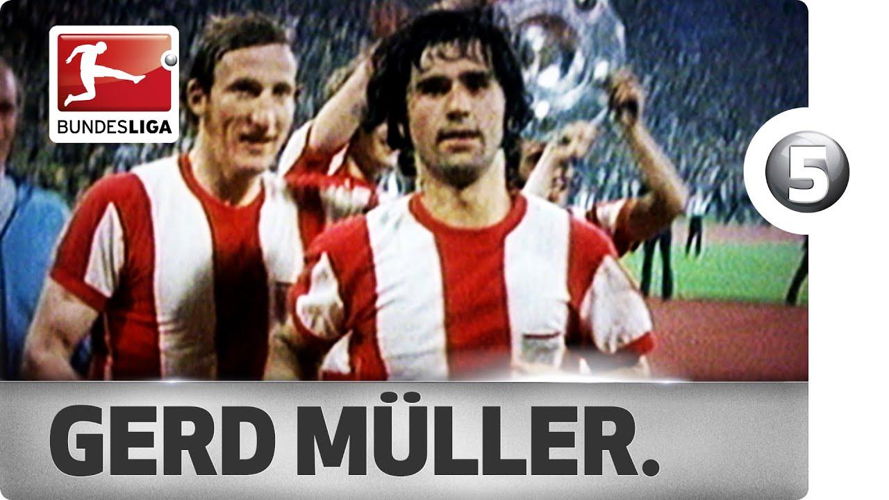 new styles ebba0 6ebda Top 5 Goals Gerd Müller