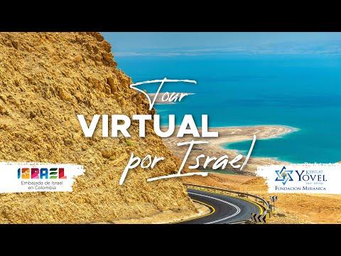 Tour Virtual por Israel -  Embajada de Israel y Fundación Yovel