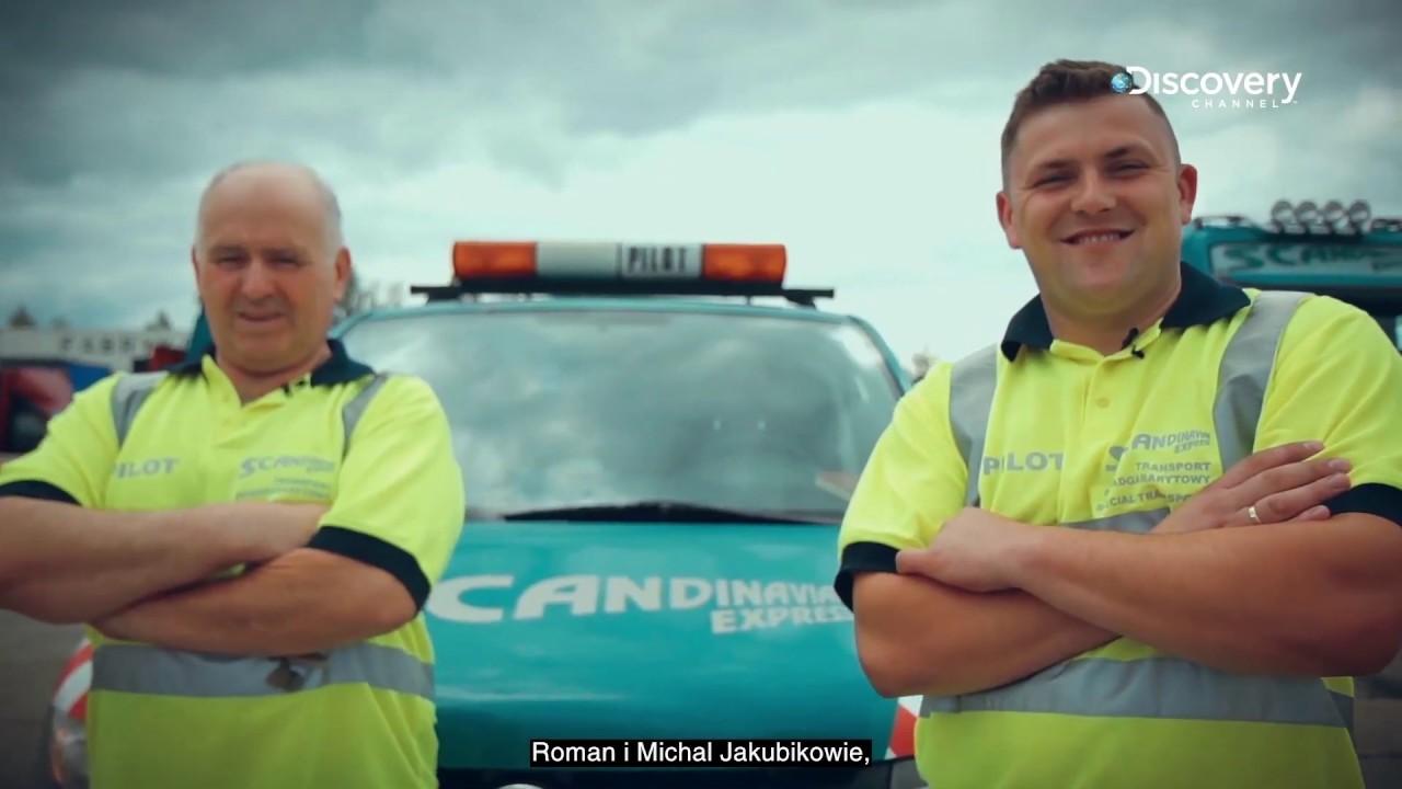 Polscy Truckersi Scandinavian Express