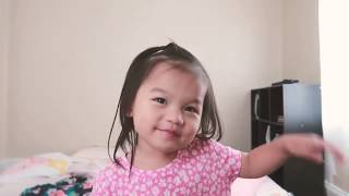 Chloe silly singing to Leekong Xiong's Nyiam Nyaim Koj