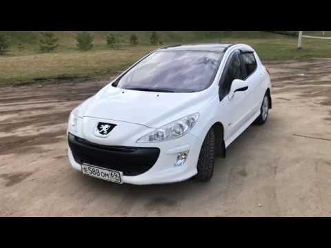 Peugeot 308. Честный обзор на б/у автомобиль.
