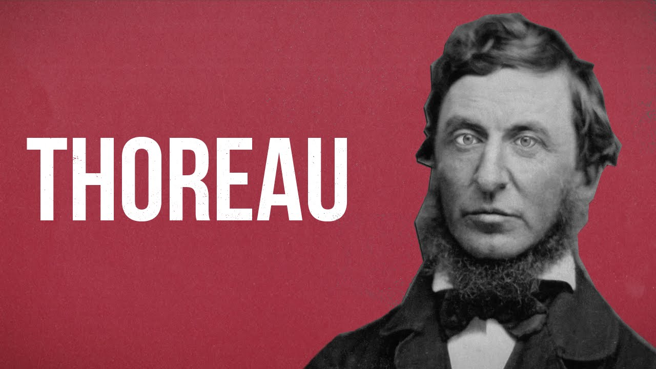 Political Theory Henry David Thoreau