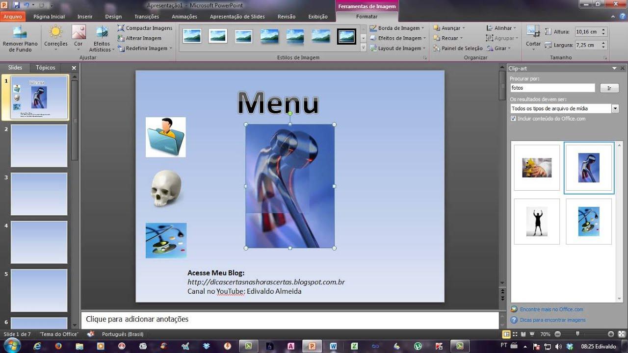 munu powerpoint 2010 tutorial 1 - youtube, Powerpoint templates