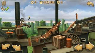 Trials Frontier \ Stage 1-7 \ Race and action motors