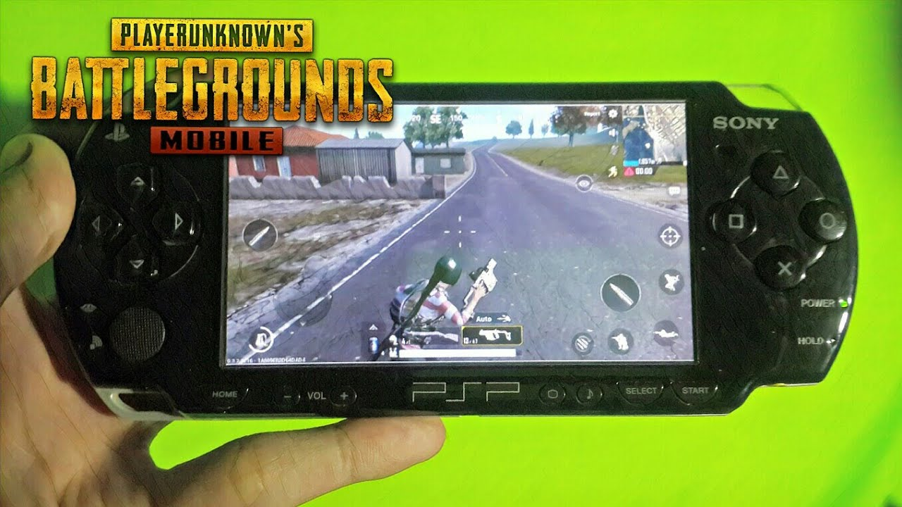 Tv Konsole Pubg Mobile Psp Gameplay (hd) - Youtube