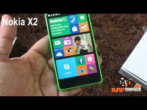 Appdisqus Review : แกะกล่อง Nokia X2 (Dual Sim) เครื่องศูนย์ไทย