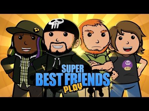Super Best Friends Play Intro
