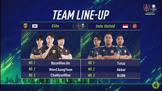 Elite vs Indo United - Tứ kết Dual - Trận 4 Nhánh thua [EACC Spring 2019]