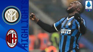 Inter 4-2 Milan | Il Poker nerazzurro vale la vetta! | Serie A TIM