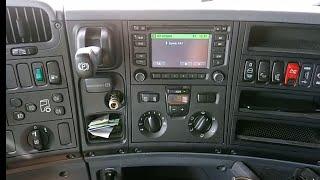 Климат контроль Scania. cмотреть видео онлайн бесплатно в высоком качестве - HDVIDEO