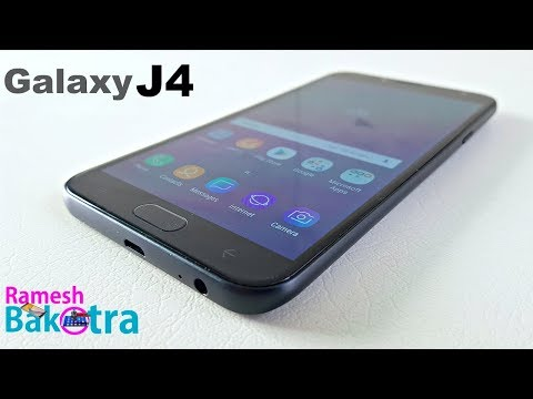 Samsung Galaxy J4 Video Clips Phonearena