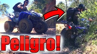 CASI MUERO EN ESTA CURVA PELIGROSA!! (HotSpanish Vlogs)
