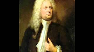 Georg Friedrich Händel - Wassermusik Suite Nr 1 Allegro