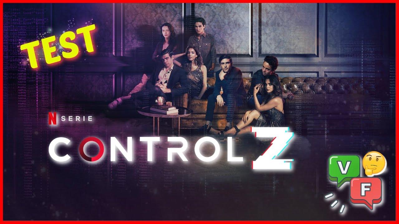 Verdadero o Falso - Control Z: TEST  ¡¡ADELANTE FANS!!