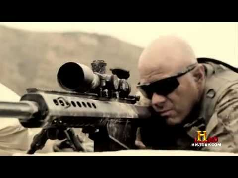 Sniper one mile kill shot (Snipers inside the crosshairs)