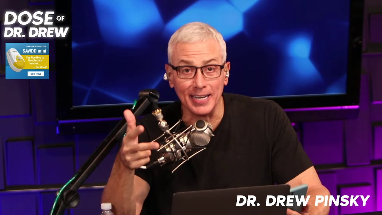California Shuts Down!  / Dose of Dr Drew 7-13-20