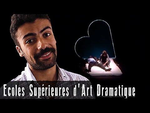 Les Ecoles d'art dramatique : Devenir comédien