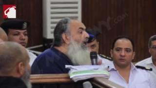 ''أبو إسماعيل'' لقاضي حصار محكمة مدينة نصر: لا وجه لإقامة الدعوى - (صور وفيديو)