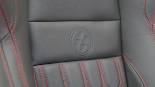 barcos design presents the toyota 86 custom leather interior