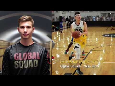 Lucas Meyring | 6'5 - SF | Global Squad 2017