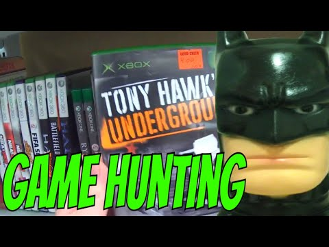Thrift Store Video Game Hunting [EP: 7] Xbox, PC Games, Odd Obscure Console finds, and more!
