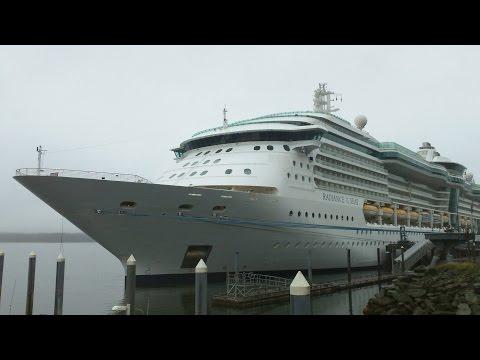 Radiance of the Seas Alaska Cruise Adventure - July 2016