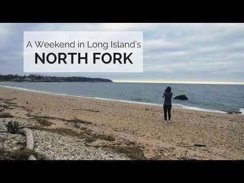 A Weekend In Long Island's North Fork