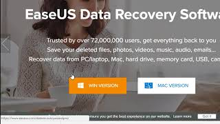Differences between Free and Trial versions of EaseUS Data Recovery Wizard for Windows