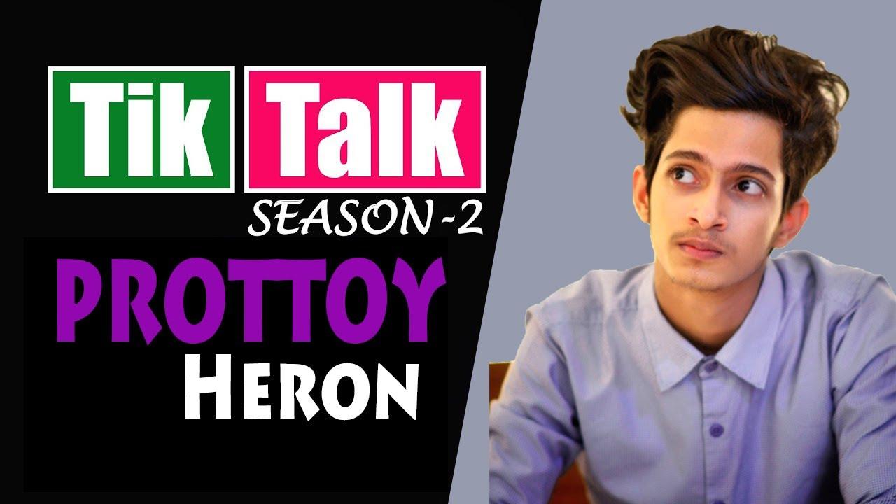 Download Tik Talk with Prottoy Heron   | Season - 2 | Episode - 20