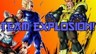 We go BOOM BOOM POW! | Dragon Ball Legends PvP